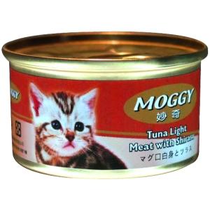 鮪魚+吻仔魚 貓罐頭