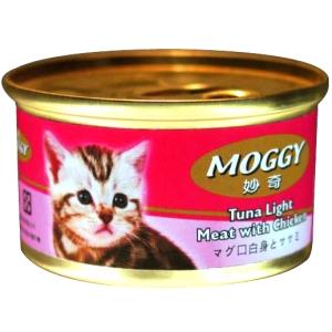 鮪魚+雞肉 貓罐頭