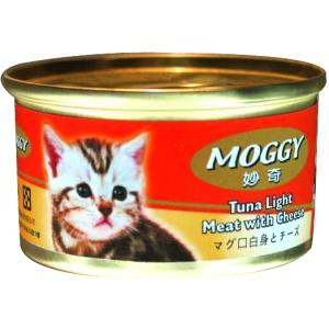鮪魚+起司 貓罐頭