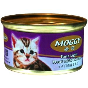 鮪魚+蝦 貓罐頭