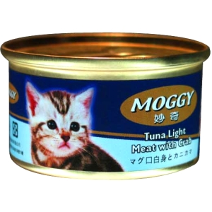 鮪魚+蟹肉 貓罐頭