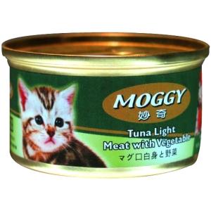 鮪魚+蔬菜 貓罐頭