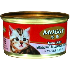 鮪魚+柴魚 貓罐頭