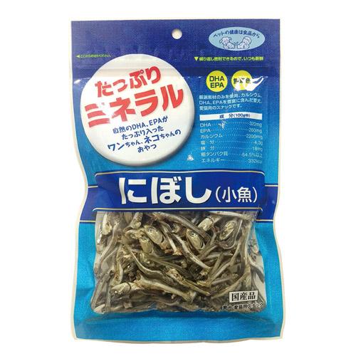 日本藍小魚乾100G