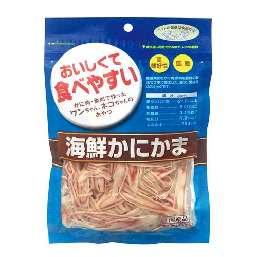 日本藍海鮮蟹肉絲60G